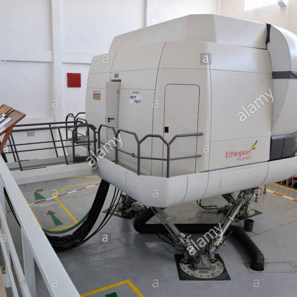 Ethiopian Becomes Africa's First A350 Full-Flight Simulator